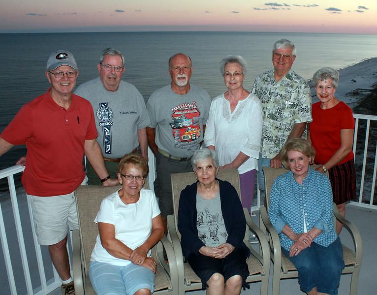 2016 - Perdido Beach, Florida