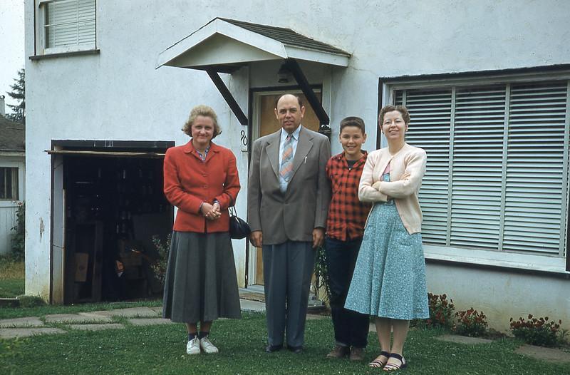 Velma, Lawrence, Marvin, Mildred