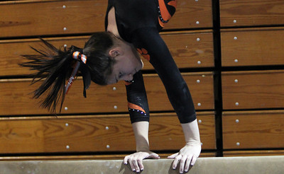 Beverly vs Peabody Gymnastics