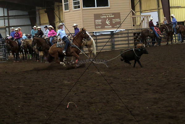 Thursday Night Slack Breakaway Roping