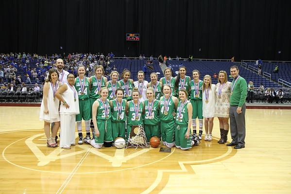 2016-Mar-05 Brock Girls State Championship