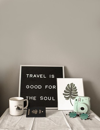 Travel: It's the Journey