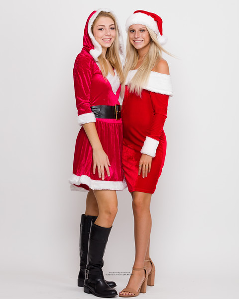 Duo Mrs Claus