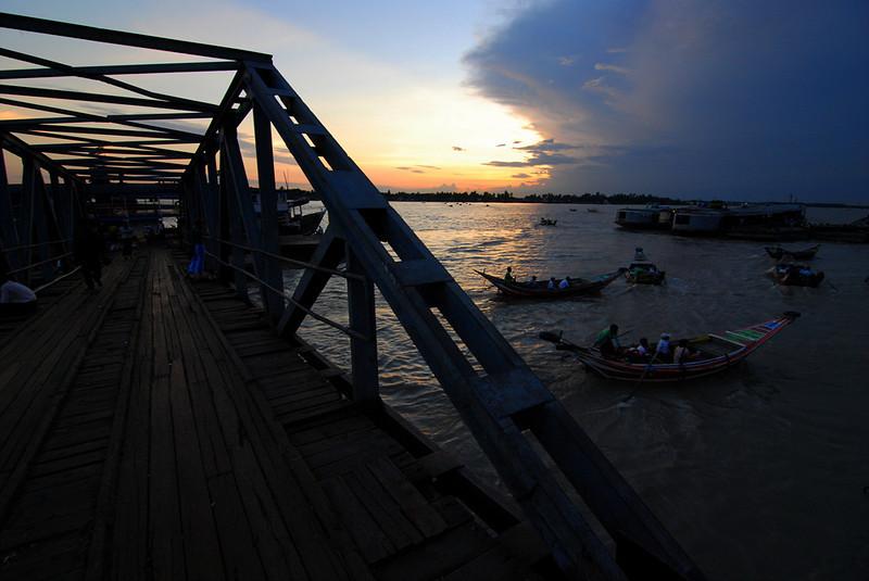 Yangon River at Sunset Myanmar (10).jpg