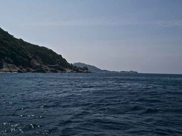 Similan Islands-Above the Waterline
