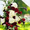 Wedding flower arrangements : Ceremony and reception wedding flower arrangements photography by Jabez