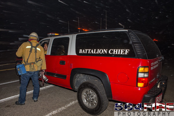 VNC - Wildland Fire - 12-26-15 - Solimar Fire