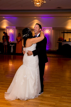 First Dances and Toasts