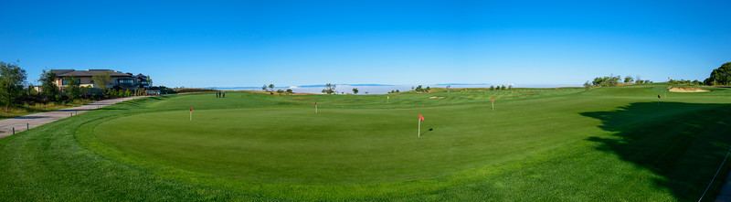 Stonebrae Golf Club Panoramas (Landscape Photography) @ Hayward Hills, California