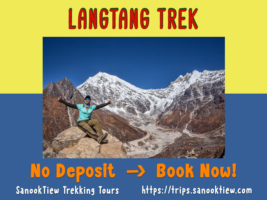Langtang Trek + ไกด์คนไทย