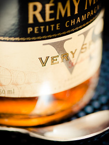 Remy Cognac label (detail), photo © 2016 Douglas M. Ford. All rights reserved.