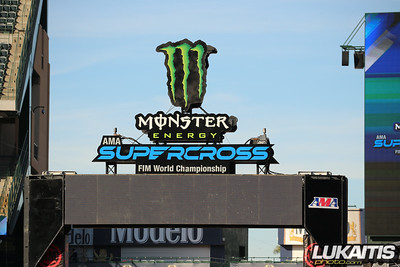 Monster Energy Supercross - Anaheim 1 - 2020