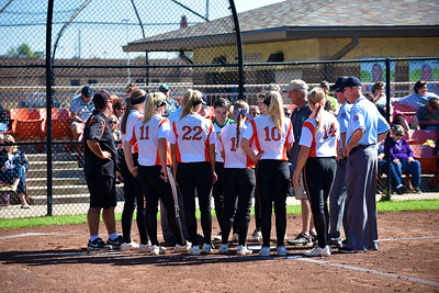 Platte County District Softball 2015
