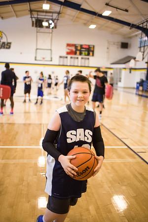 Basketball Camp 2018
