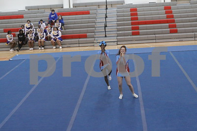 2015 GCHS Cheerleaders