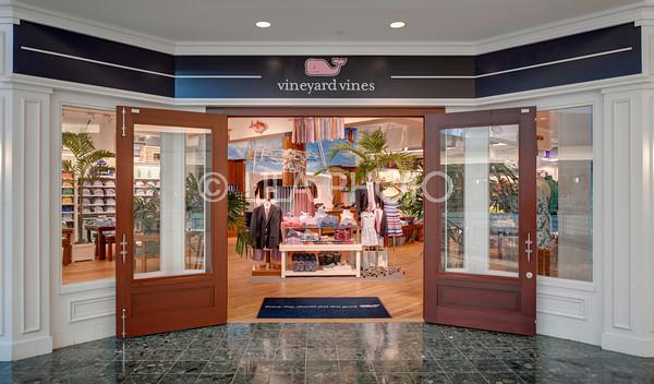 Gardens Mall Store Shoot