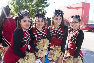 El Dorado High School Homecoming Parade