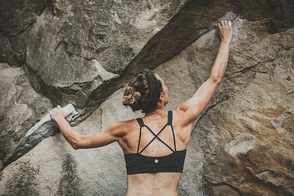 Women's Bouldering Festival