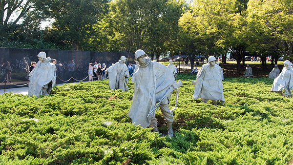 13. Korean War Memorial