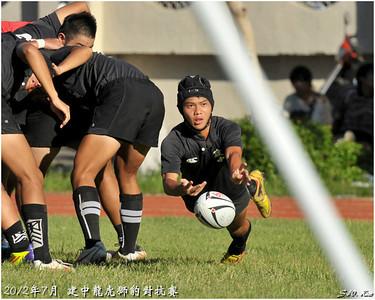 2012建中龍虎獅豹-龍 VS 獅