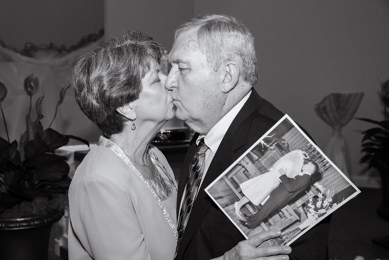 Sandra & Terry's 50th Anniversary