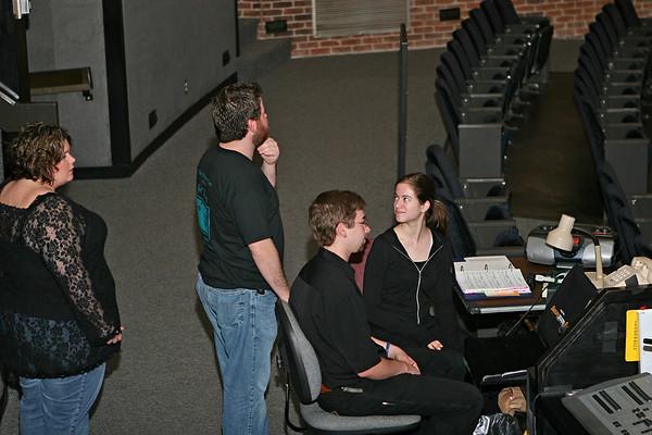 Original Cast Get Busy