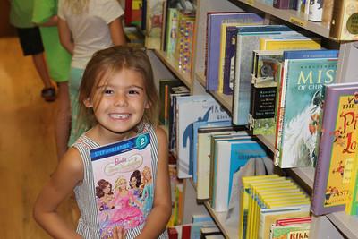 2013 Book Fair at Book People