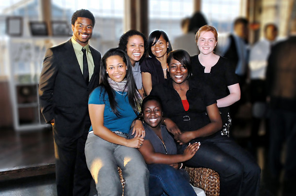 YMCA Black Achiever's Banquet 2010