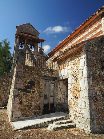 La Romana - Ancient village Altos de Chavón - Bell