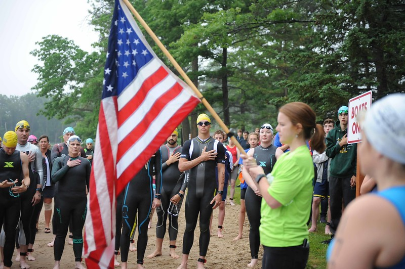 2018 Sanford Lake Triathlon / Duathlon