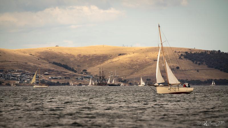 Opening Parade of Sail