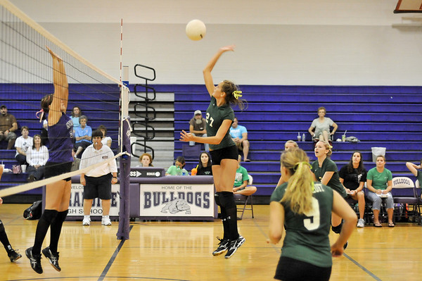 Volleyball, September 10, 2009