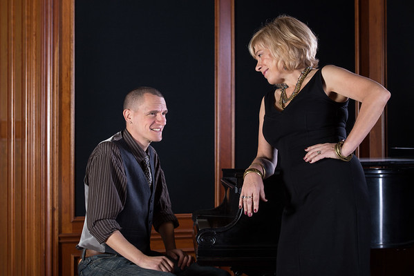 Lorraine Gervais and Jacob Aginsky Promo