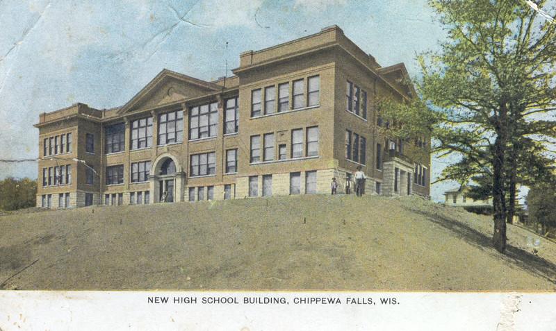 High School on Bridge Street