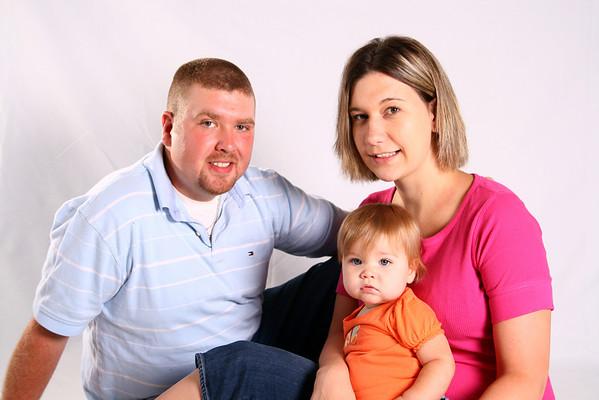 Ashley, Matt & McKenna