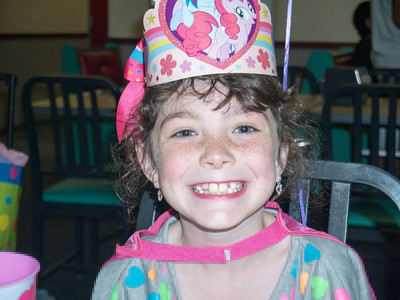 Claudia Birthday