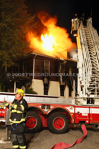 Fifth St. 2nd Alarm (Ansonia, CT) 10/2/09