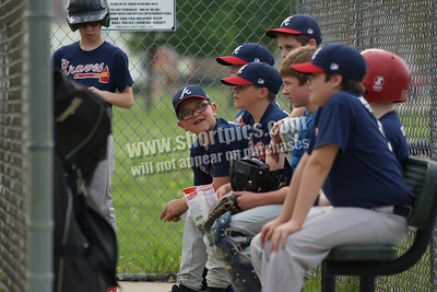 Jarek Slavin Braves Baseball