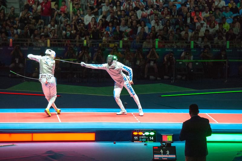 Rio Olympics 07.08.2016 Christian Valtanen _CV45193