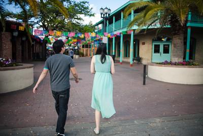Steven & Alice