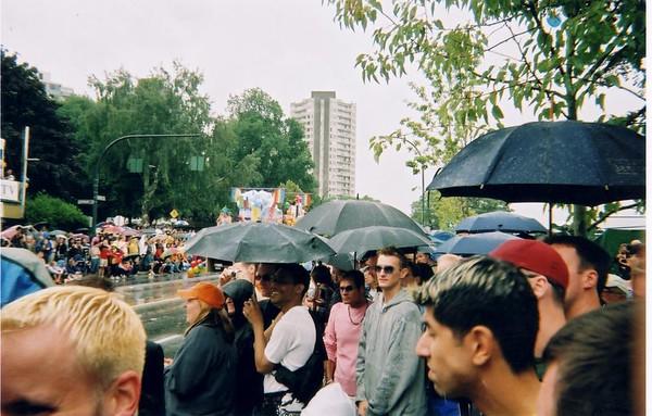 Vancouver Pride 2001