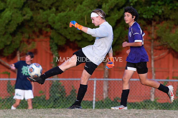 Broughton soccer senior night vs Leesville. October 21, 2019. D4S_8211