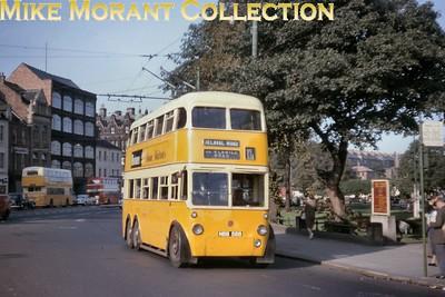 Trams, buses trolleys & steam powered