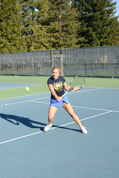 Menlo Girls Tennis 2013 - Senior 1