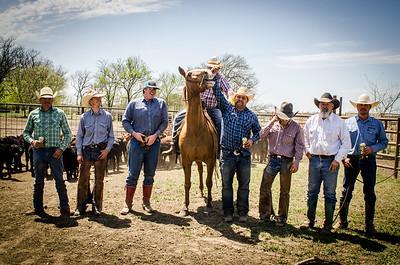 Oklahoma Cowboys 4/19/18