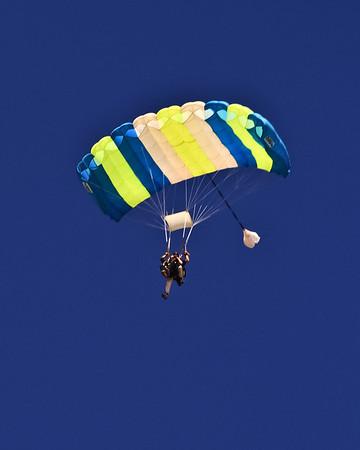 Taft Sky Diving 3-30-2013