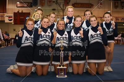 2008 Cheer Competition at Coshocton High School (02-24-08)