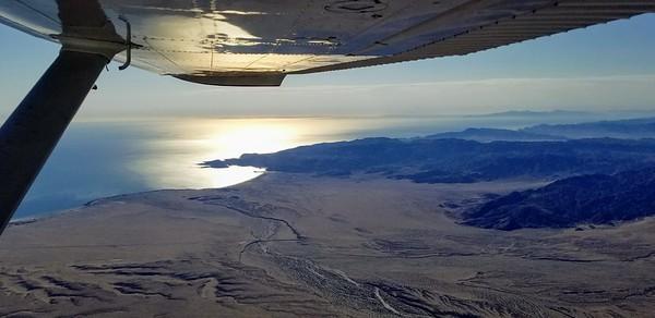 Cedros Island Baja  June 2018