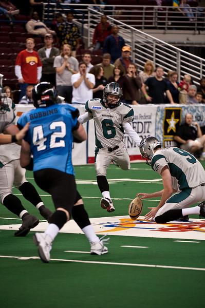 Sports-Football-Arkansas Twisters vs Bozier City 032809-20