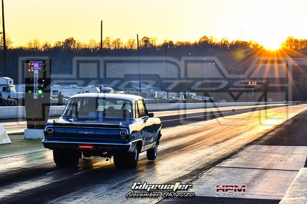 Racing at Edgewater - November 7th, 2020